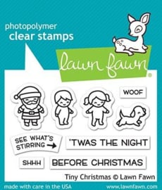 Lawn Fawn tiny Christmas