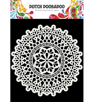 DDBD Mask Art Mandala