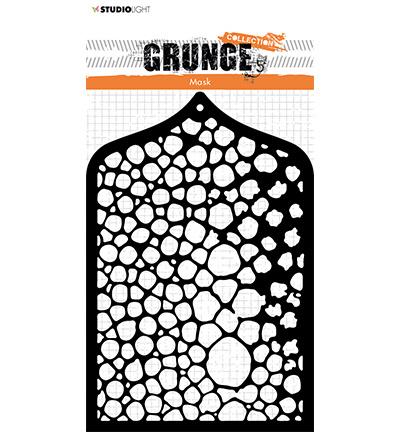 MASKSL36 - Mask Stencil (1) Grunge Collection 4.0, nr.36