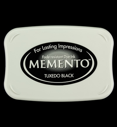 Memento groot Tuxedo Black