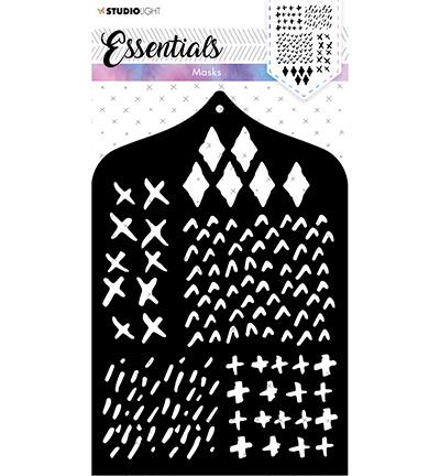 MASKSL24 - Mask Stencil Essentials nr.24