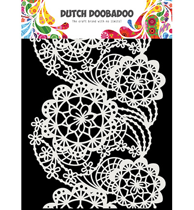 DDBD Dutch Mask Art -kant-
