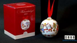 2013 Kerstbal Porselein, Hutschenreuther