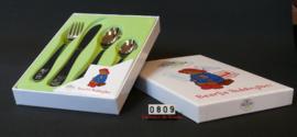 Kinderbestek -Beertje Paddington/ 4 delig merk Keltun