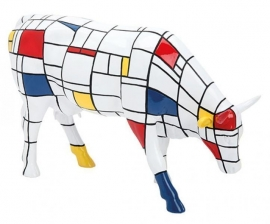 CowParade , model Moondrian