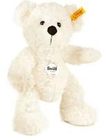 111310 - teddybeer 28 cm lotte wit Steiff