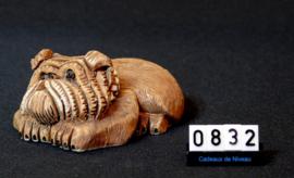 Handgemaakt uit Uruquay model Bull Dog