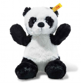 075766 Ming Panda zittend  18 cm Pluche