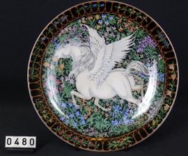 Wandbord  Ø 16 cm, Pegasus