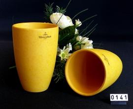 Villeroy & Boch- Vaas - Java geel