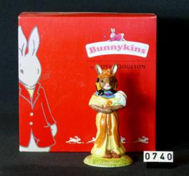 Royal Doulton Bunnykinds , Ankhesenamun ,