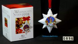 1998 Kerstster Porselein, Hutschenreuther