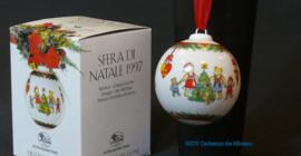 1997 Kerstbal Porselein, Hutschreuther