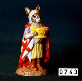 "model Bunnykinds Legens collectie  ""The Arthuriun"""