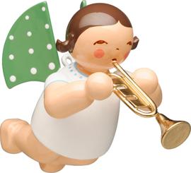650/130/36 Engel hangend met trompet