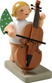 650/7 Orkest : Engel met Contrabass