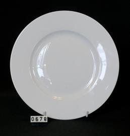 "model Twist White "" Ontbijtbord ""  21 cm"