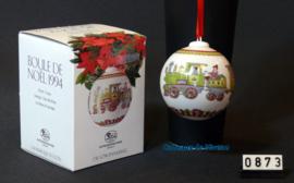 1994 Kerstbal Porselein, Hutschenreuther