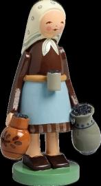 537/2  Berry picker girl