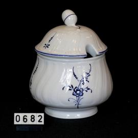 """model Vieux Luxembourg """" Suikerpot """"  0,25 liter"""