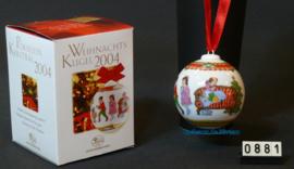 2004 Kerstbal Porselein, Hutschenreuther