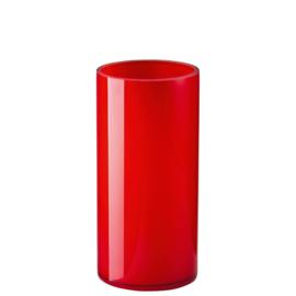 Vaas Rosenthal /25 cm- hoog glas