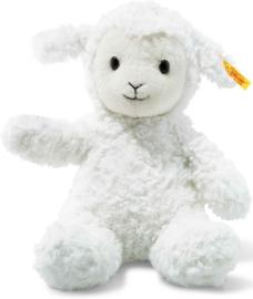 073403   Steiff knuffel lam Fuzzy - 18 cm