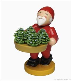 5243/17- Kabouter met kist planten /vanaf Mei