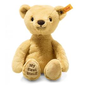 242038 -Soft cuddly friends -My First Teddybeer- -goudblond-NIEUW