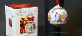 2005 Kerstbal Porselein, Hutschenreuther