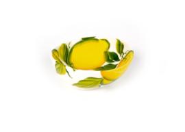 CIE05 Schaal citroenen Giada Klein 14cm.