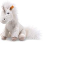 087752 Unica floppy Eenhoorn wit 25cm