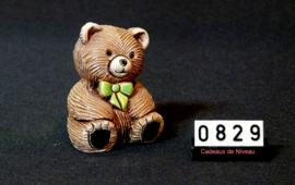 Handgemaakt in Uruquay  model Teddy Beer