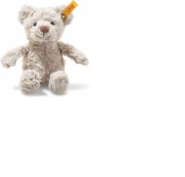 069512 Honey Teddybeer 16cm lichtgrijs