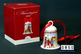 2009 kerstklokje Hutschenreuther