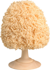 5302/9 Loofboom ongeverfd 15 cm hoog