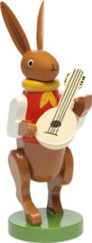 5350/4 Hazen muzikant met mandoline