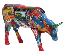 Cow Parade, model Brenner Mooters (L)