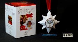 2003 Kerstster Porselein, Hutschenreuther