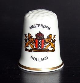 Vingerhoedje wapen Amsterdam