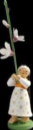 5248/21  Meisje  met kersenbloesem