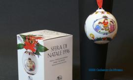 1996 Kerstbal Porselein, Hutschenreuther