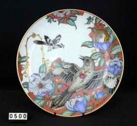 model Wandbordje Ø 16 cm porcelein