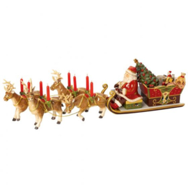 Kerst Sledetocht merk Volleroy & Boch 22 x 70 x 16