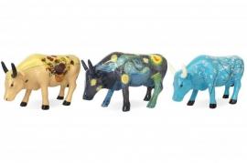 Cowparade Artpack Vicent van Gogh