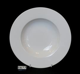 "model Twist White "" Diepbord ""  24 cm"