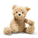 113505 Teddybeer Jimmy 30cm. Lichtbruin