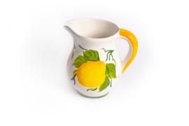 FR332 water/wijnkan met citroenen klein