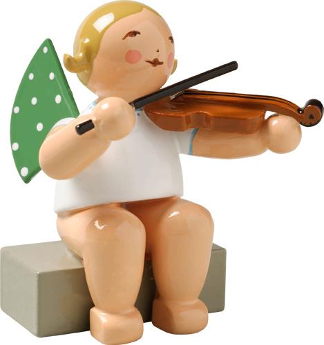 650/55a Orkest : Engel met Bratsche, zittend
