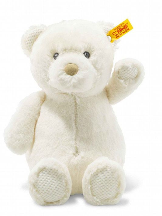 240584 Giggles Teddybeer creme kleurig 28 cm